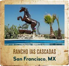 Rancho Las Cascadas - San Francisco - Mexico