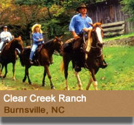 Clear Creek Ranch - Burnsville, North Carolina