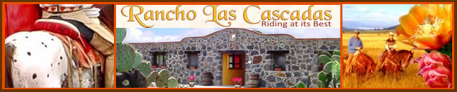 Visit Rancho Las Cascadas in Mexico today!