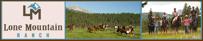 Visit Lone Mountain Ranch in Montana today!