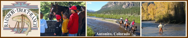 Visit Rainbow Trout Ranch in Antonito, Colorado Today!