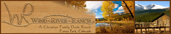 Wind River Ranch - Estes, Park, Colorado
