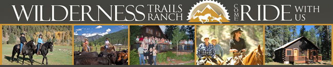 Visit Wilderness Trails Ranch in Durango, Colorado!