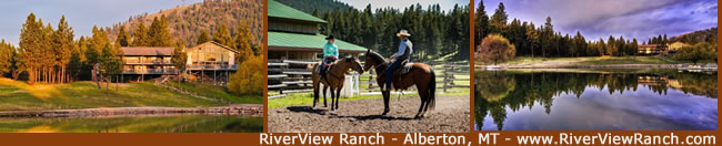 RiverView Ranch in Alberton, Montana