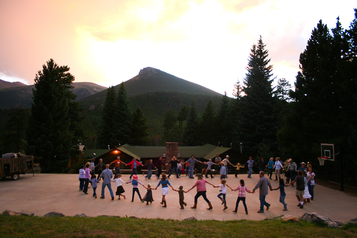 Wind River Ranch, Estes Park, Colorado