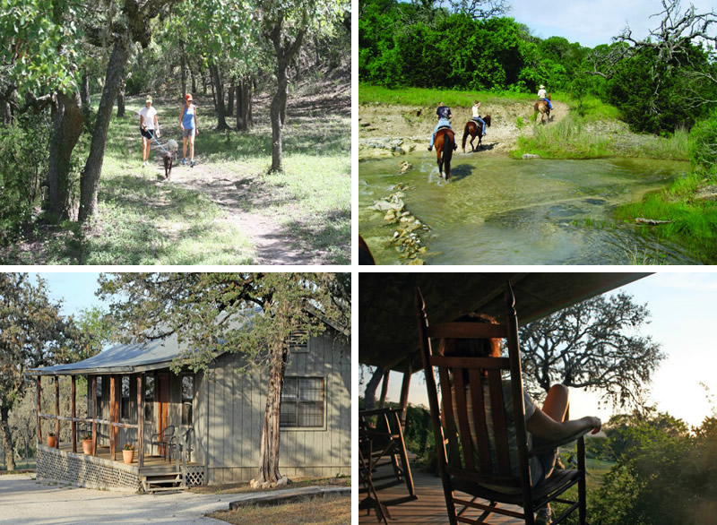 Activties at West 1077 Guest Ranch in Texas