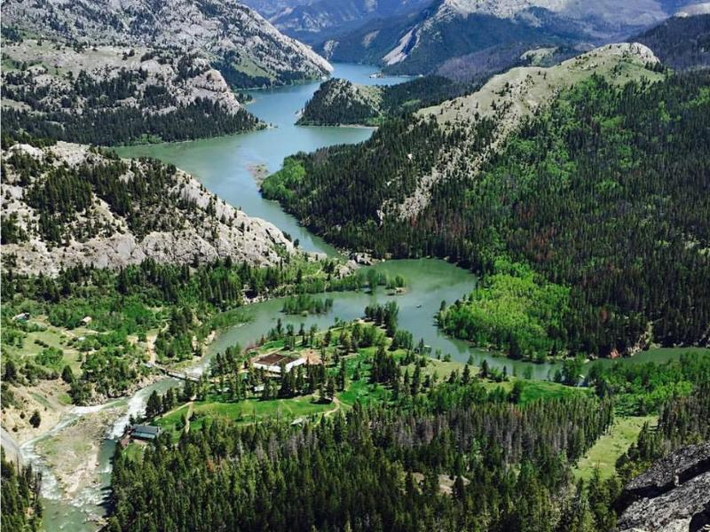 K Bar L Ranch is a historic ranch nestled 7 miles from the nearest road Surrounded by Montana Bob Marshall Wilderness