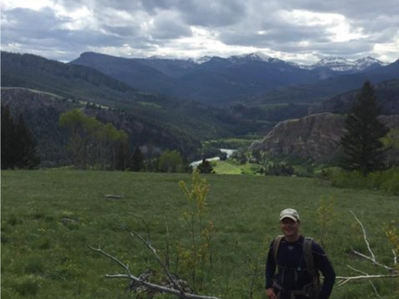 Hiking in Montana's Bob Marshall Wilderness with K Bar L Ranch
