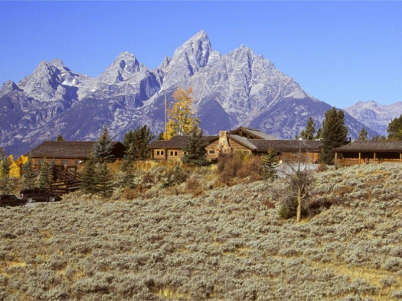 Lost Creek Ranch a world-class resort in the regions most spectacular location