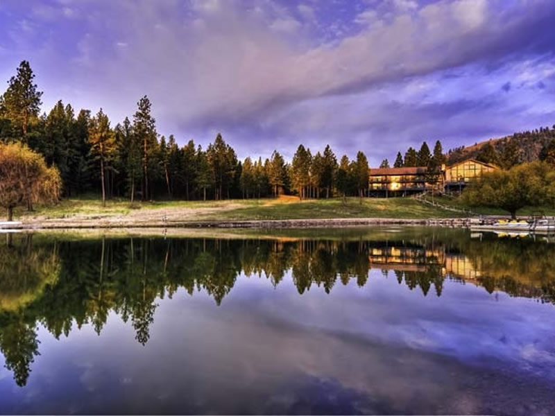 RiverView Ranch is located in Alberton, Montana on the beautiful Clark Fork River!