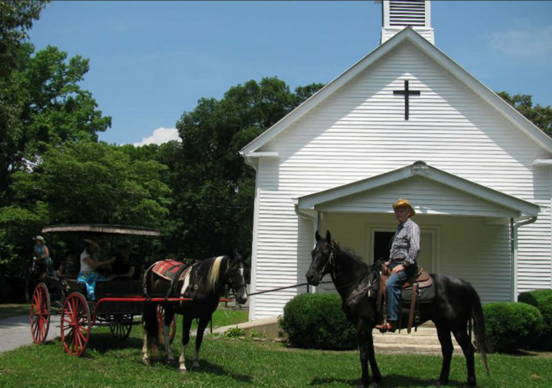 Tennessee Dude Ranch Vacations - Visit a Guest Ranch in