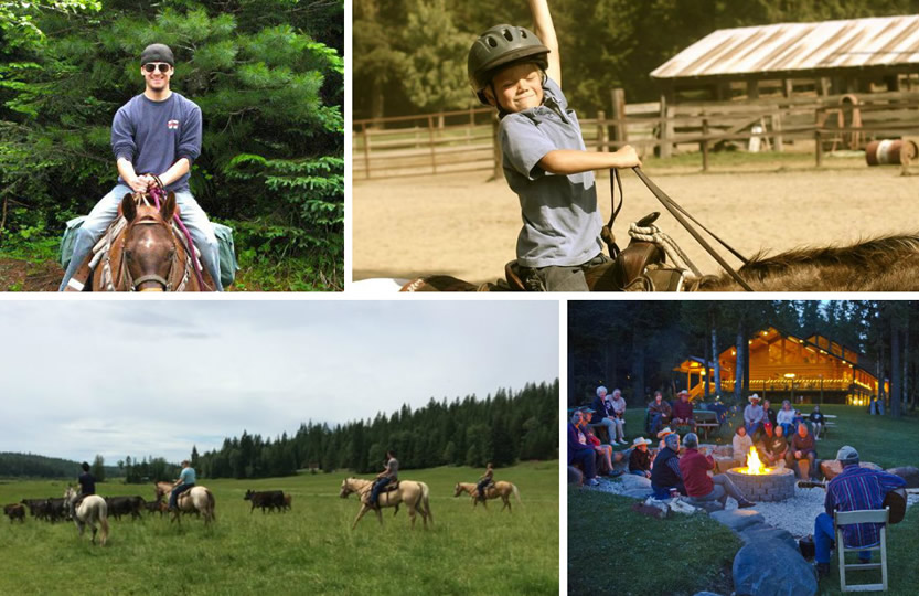 Activties at Western Pleasure Guest Ranch in Idaho