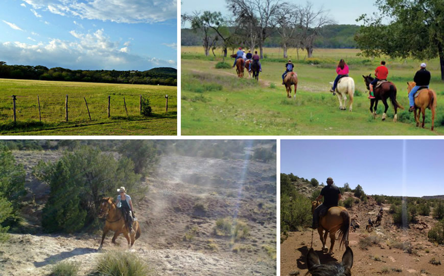 Texas Dude Ranch Vacations - Visit a Guest Ranch in Texas