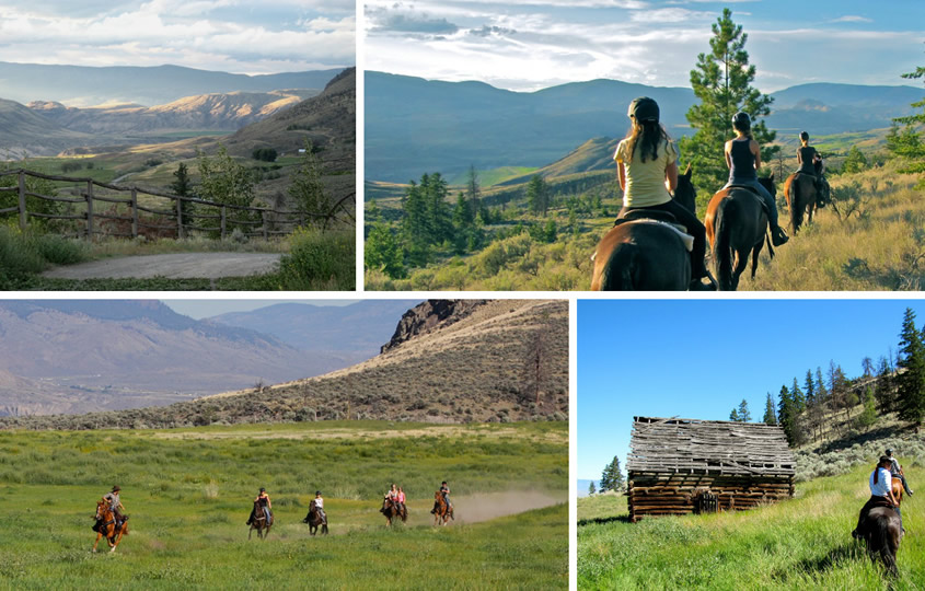 Activities at Sundance Guest Ranch in Ashcroft, British Columbia, Canada