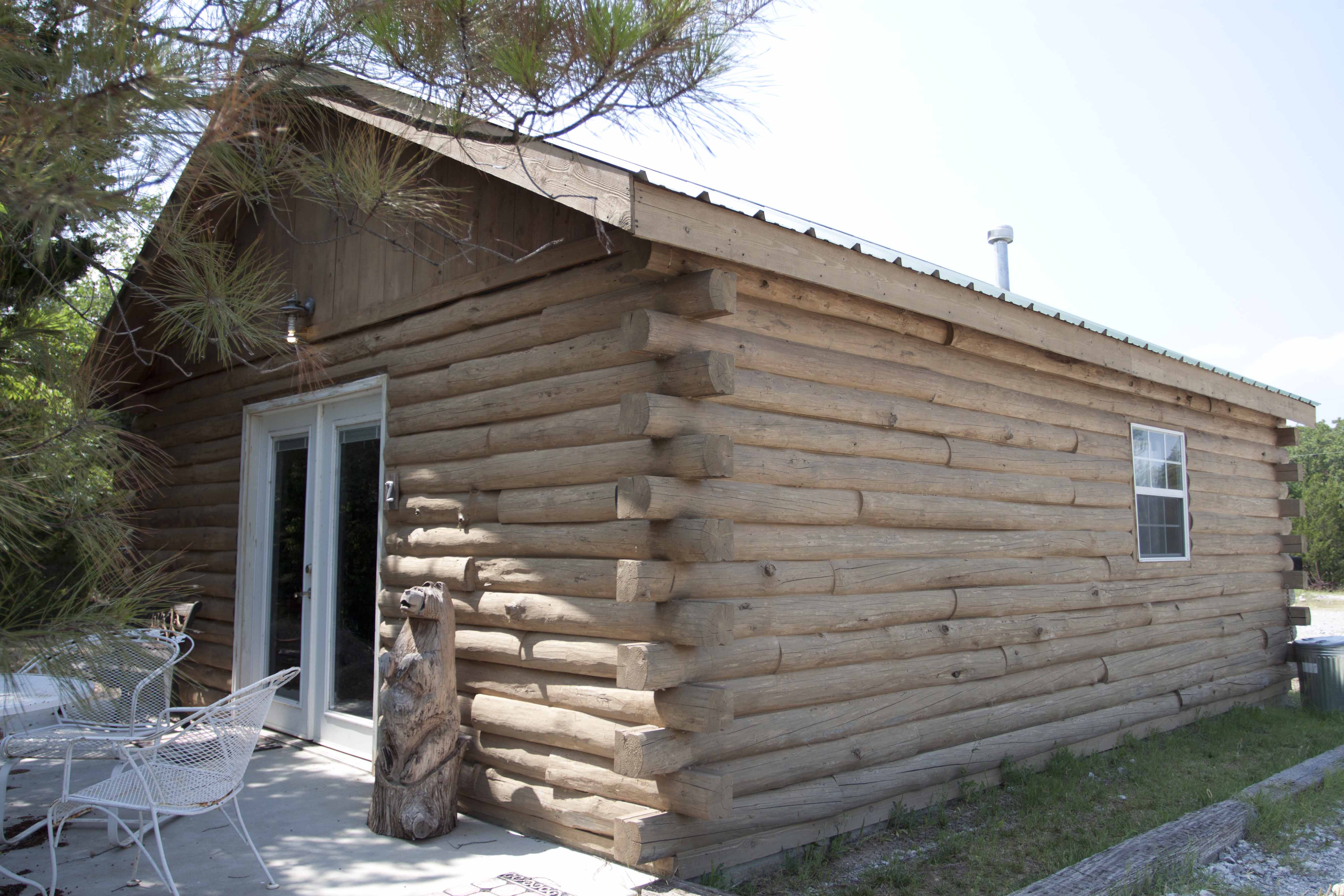 cabin your rental peckerwood secluded posts knob in mountaintop oklahoma exterior portfolio cabins at rentals rent for sunrise
