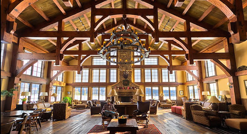 The Lodge at Vista Verde Ranch in Steamboat Springs, Colorado