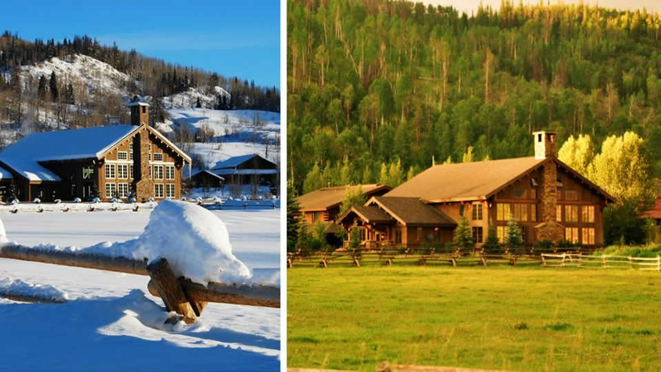 Year-round Activities at Vista Verde Ranch in Steamboat Springs, Colorado