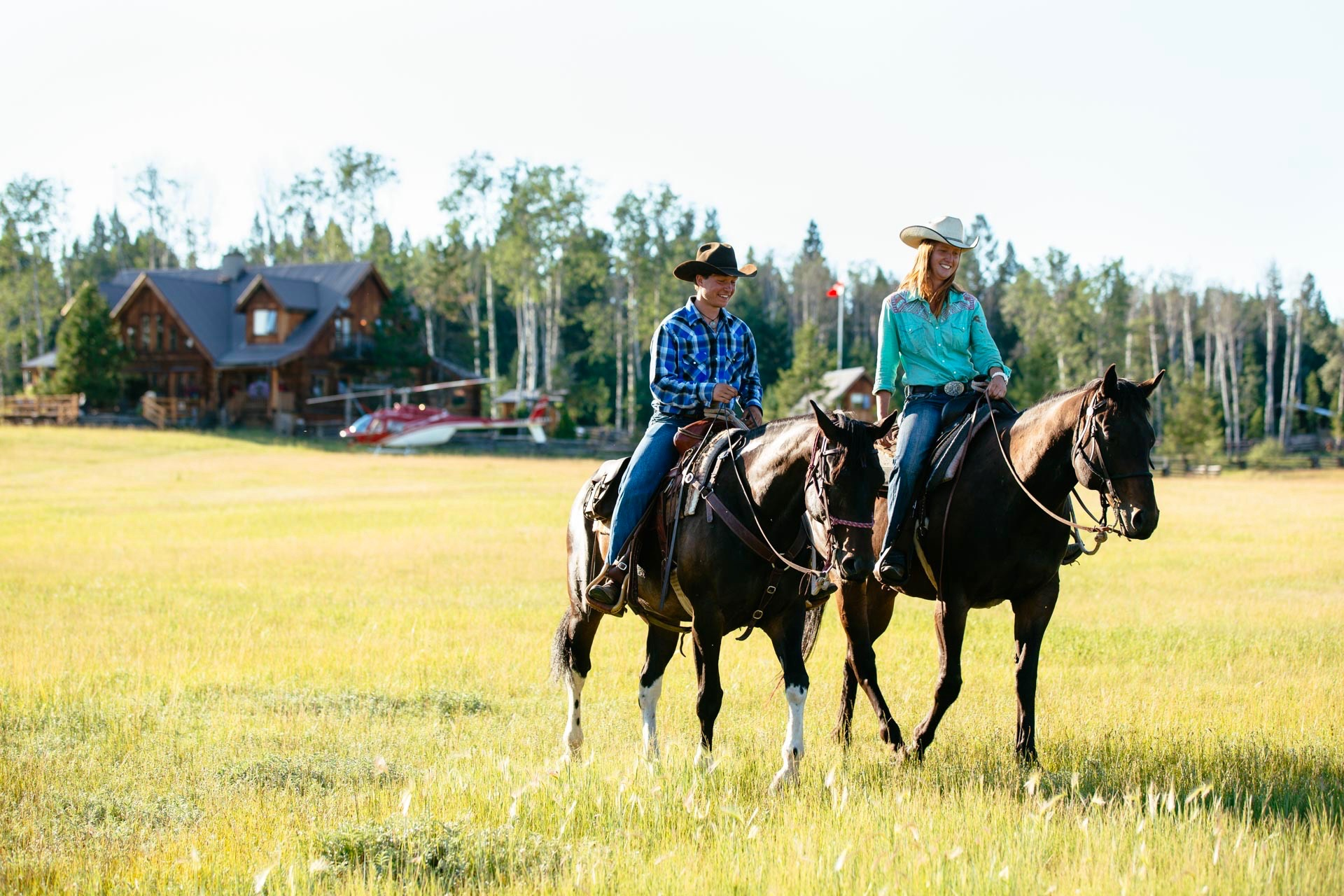 Siwash Lake Ranch, a Luxury Ranch and Wilderness Resort