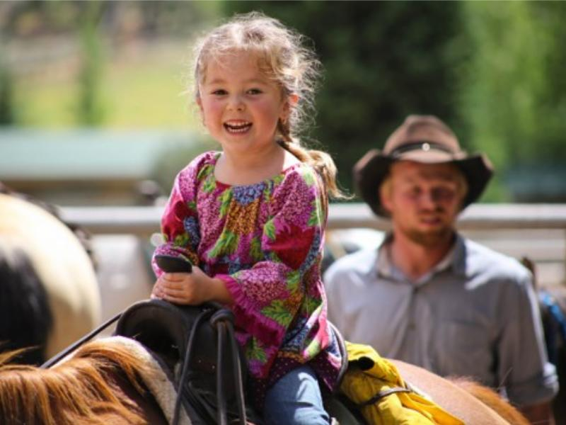 CM Ranch in Wyoming is a wholesome outdoor experience for children