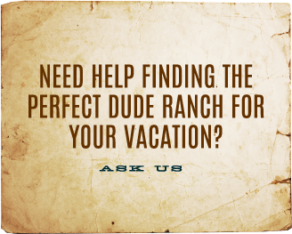 Guest Ranch Special Seasonal Vacation Offers Dude Ranch