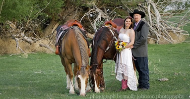 weddings at colorado cattle company